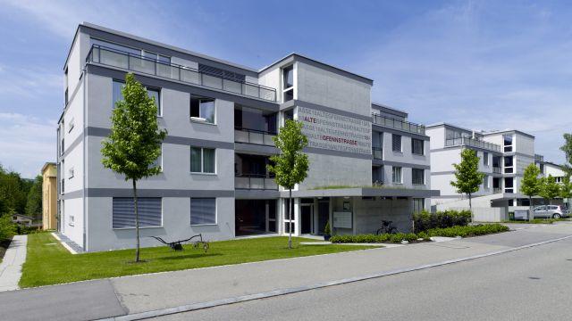 MFH Alte Gfennstrasse - Dübendorf
