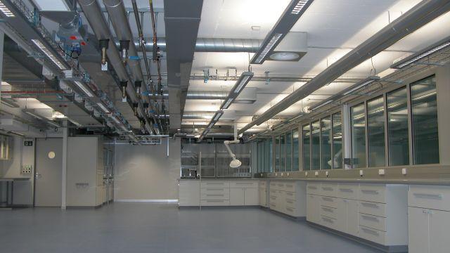 ETH Zürich, Laboreinbauten W - Zürich