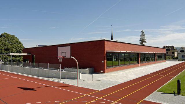 Sporthalle Langweg - Oberrieden