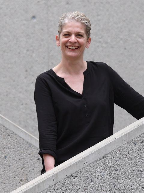 Portrait Madeleine Schöb