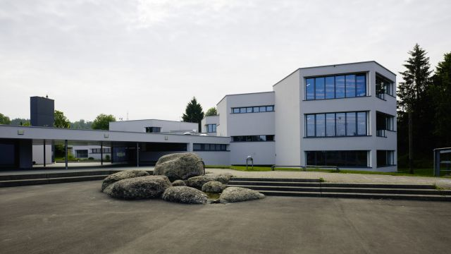 Sanierung Schulhaus Schlossächer - Obfelden